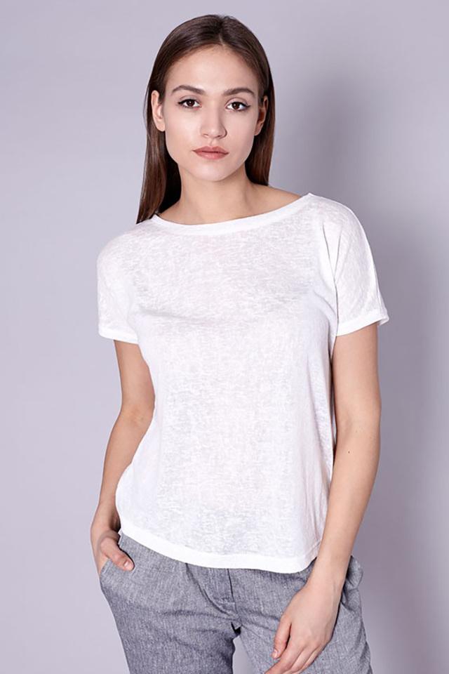 Dámská blůzka Catena 10-164 - Click Fashion - 42 - bílá