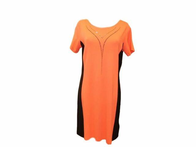 Dámské šaty Seti KR - Favab - L - lososová