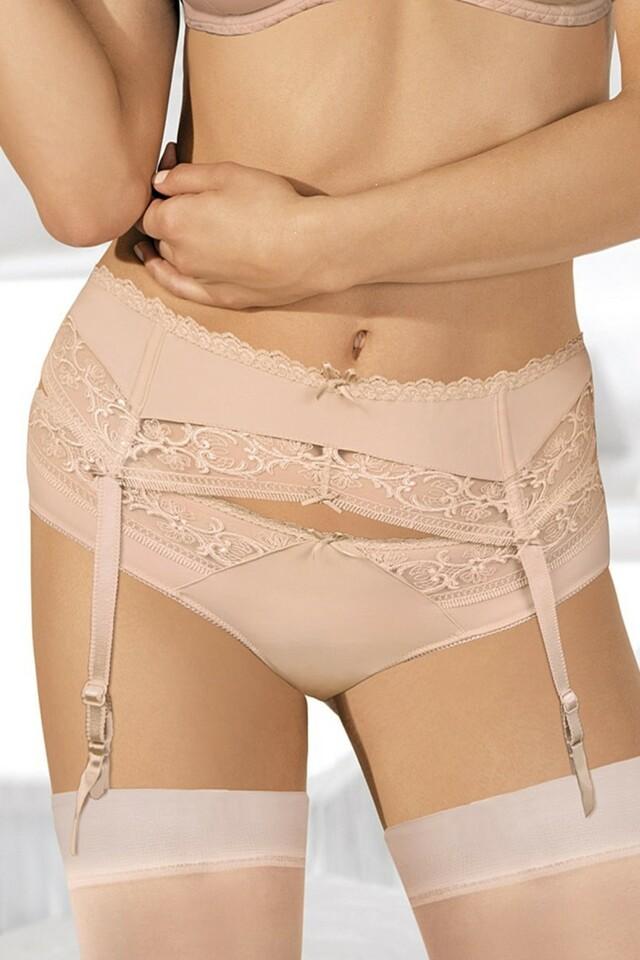 Dámské kalhotky 1372 beige - XL - béžová