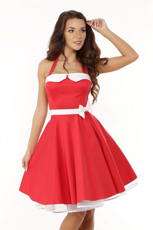 Dámské šaty ED001-8 - Ella Dora
