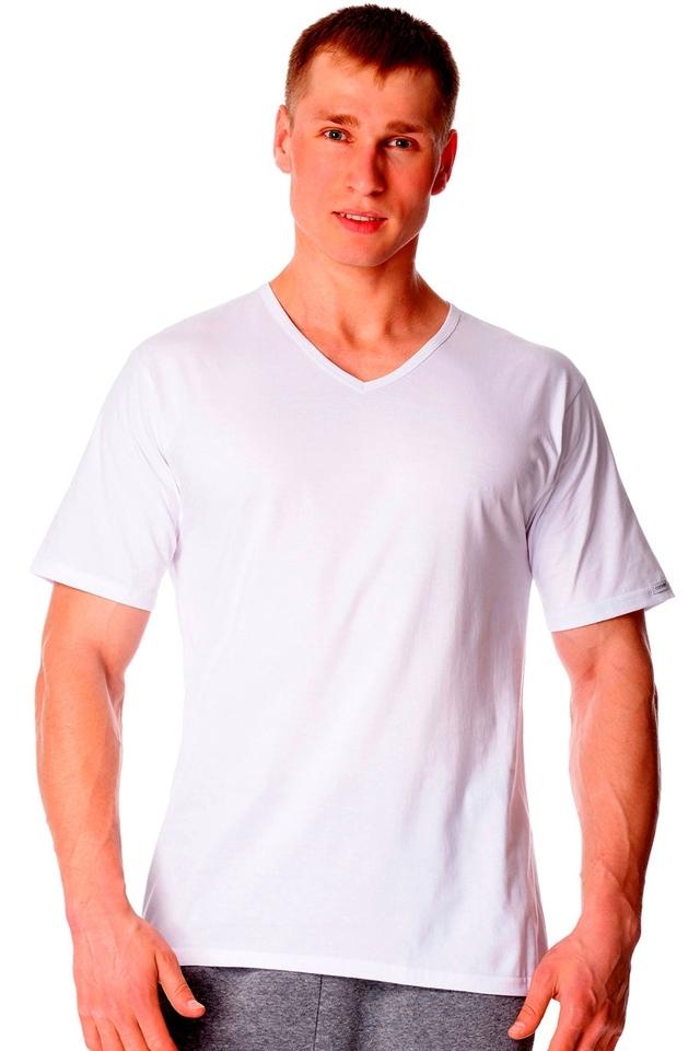 Pánské tričko 201 new plus white