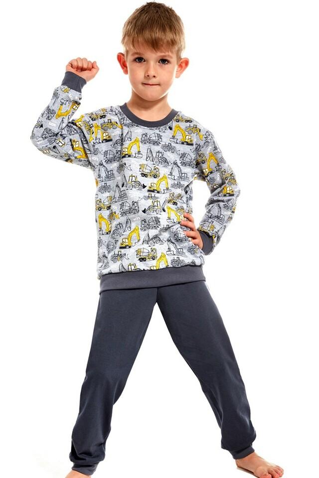 Chlapecké pyžamo 593/58 Machine 2