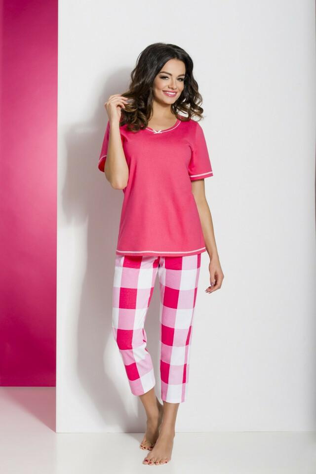 Dámské pyžamo Regina 823 S-XL kr/r