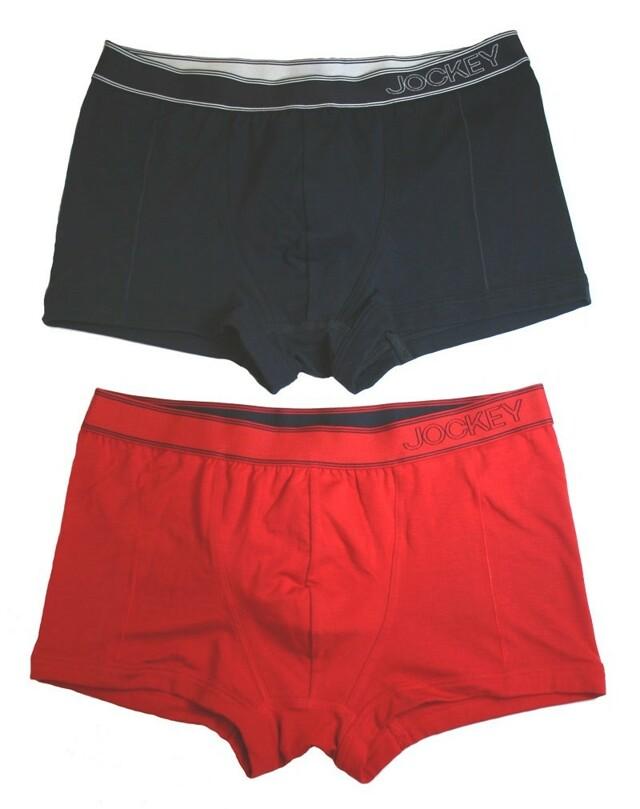 Pánské boxerky 181031 - Jockey - L - červená