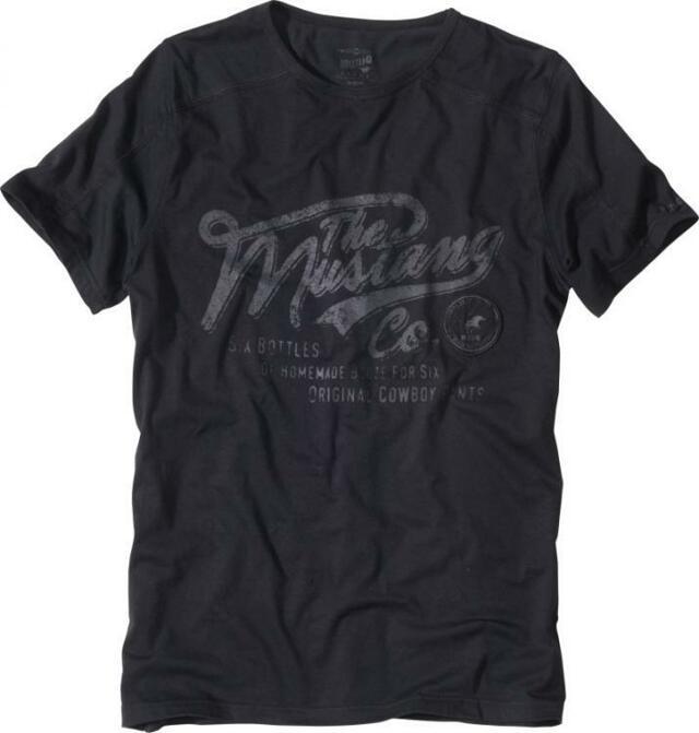 Pánské tričko 5506_2100.400 - S - černá