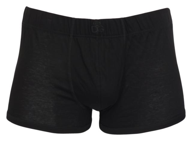 Pánské boxerky M10888 - Dolce Gabbana - M - černá