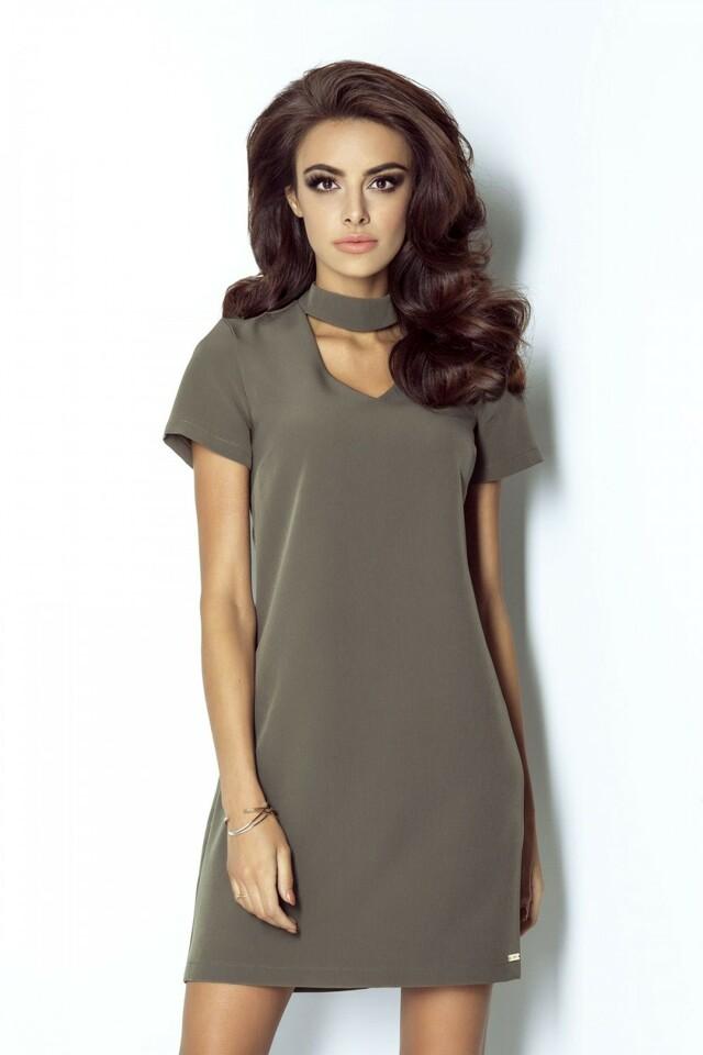 Společenské šaty model 103071 IVON - 42