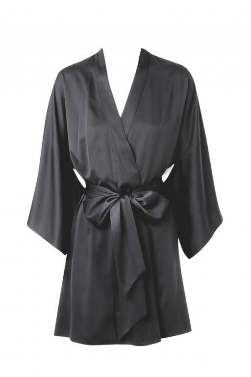 Župan Star Spotlight Robe - Triumph - 042 - černá (0004)