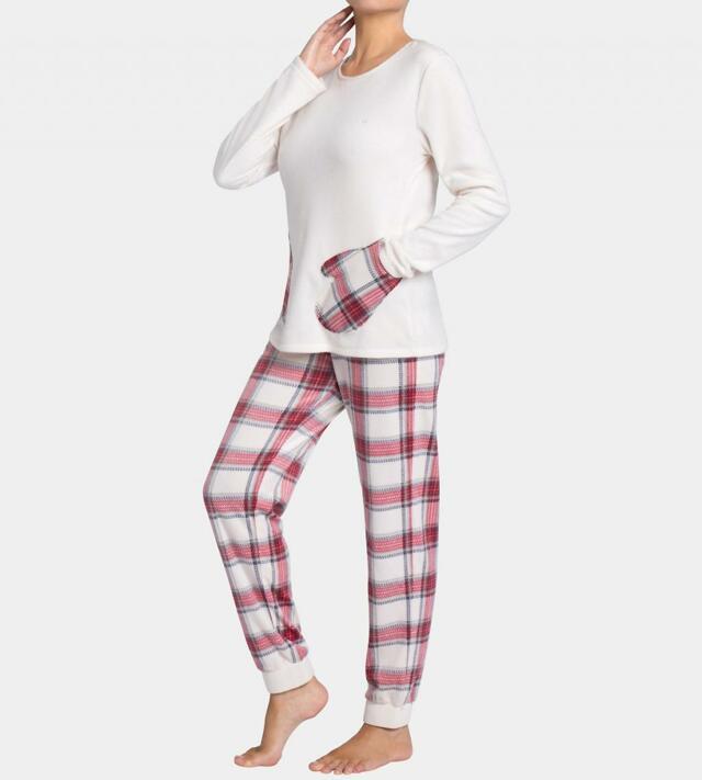 Dámské pyžamo Sets AW15 PK 07 - Triumph - 42 - angora (6308)
