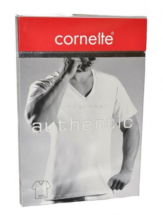 Pánské tričko Authentic 203 - Cornette