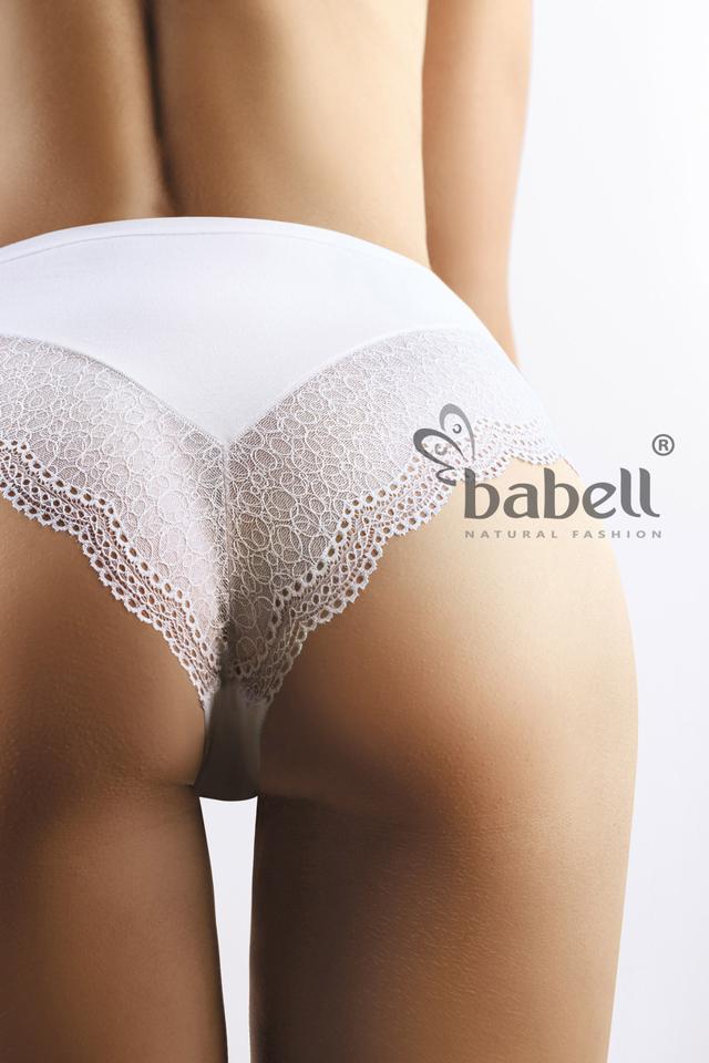 Dámské kalhotky BBL075 - BABELL - okrová - XL