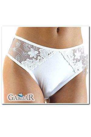 Kalhotky Gabidar 74 - XL - bílá