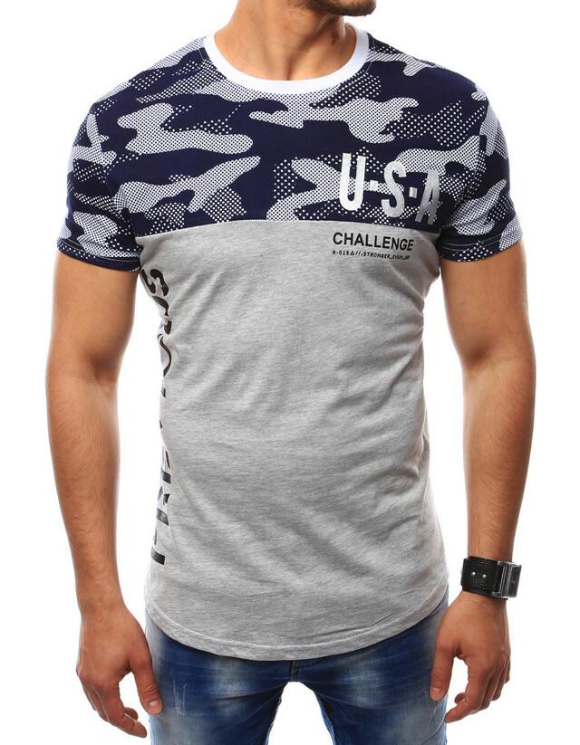 Pánské tričko SS125 (rx2378) - J.Style