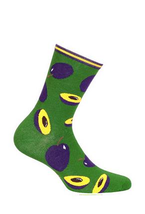 Ponožky Wola W84.03P Skiety - 39-41 - milka