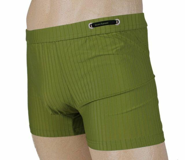 Pánské boxerky 2201-9810 - Bruno Banani - L - zelená