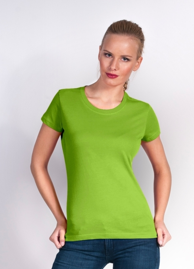 Dámské tričko 22160 - PROMOSTARS - M - ORANŽOVÁ