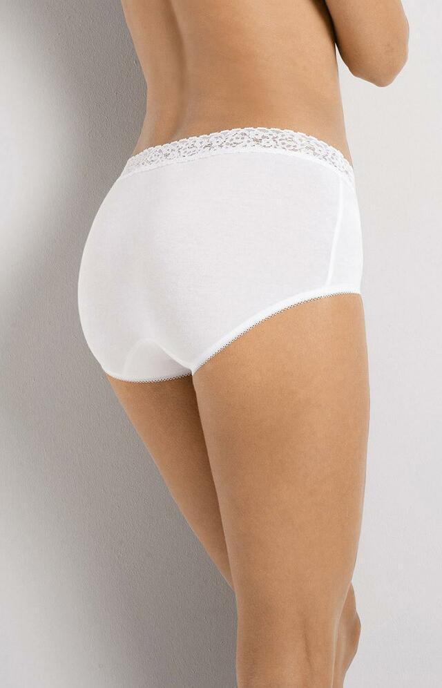 Kalhotky Sloggi Basic Lace Midi