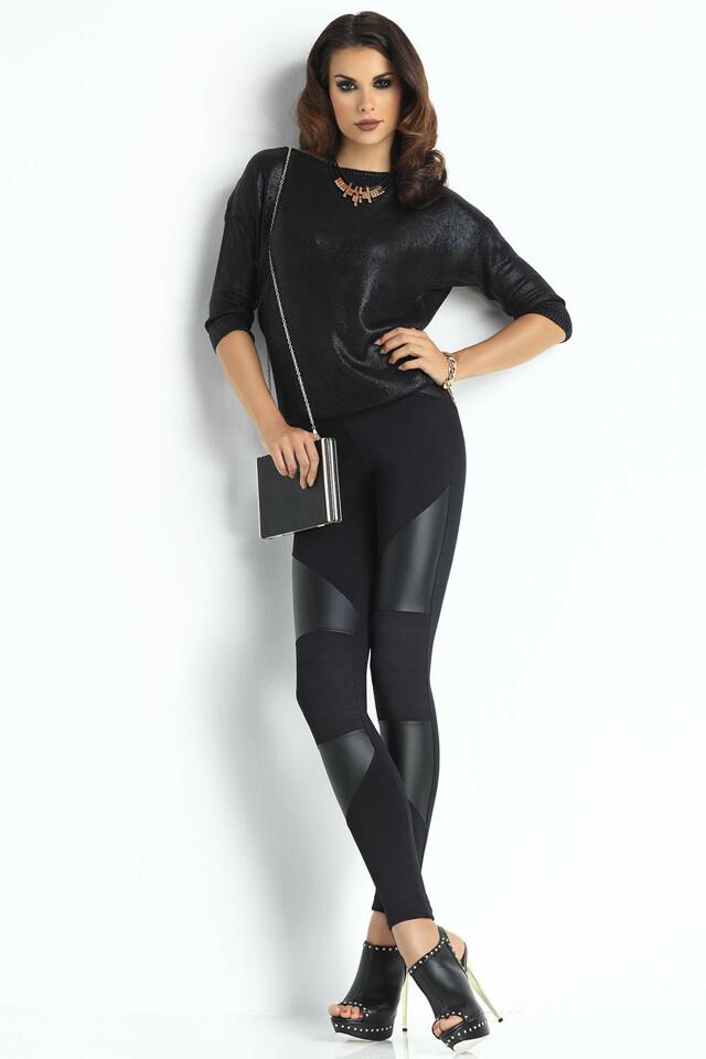 Dámské legíny Trendy Legs Plush Annabell