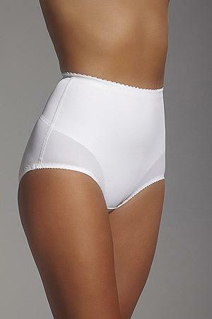 Stahovací kalhotky Mitex Flo - S - bílá