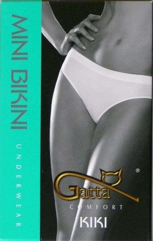 Kalhotky Gatta Mini Bikini Kiki - L - bílá
