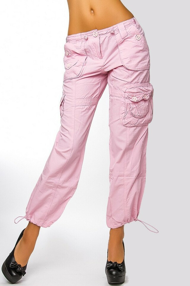 Dámské letní kalhoty - XS