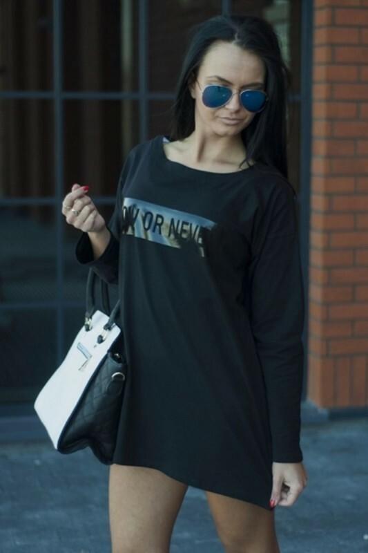 Tričko s rukávem - M/L