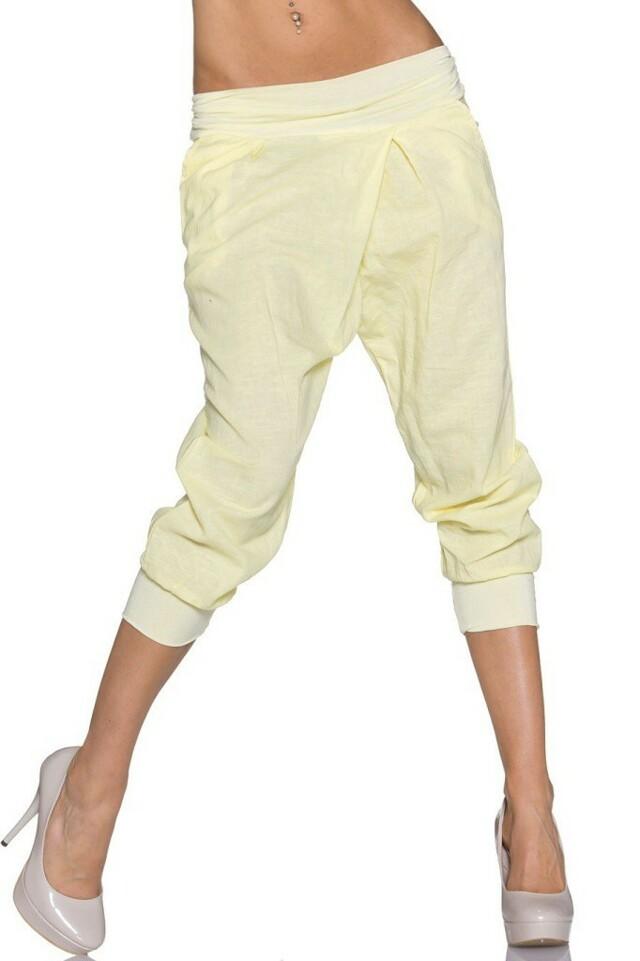 Kalhoty letní - L
