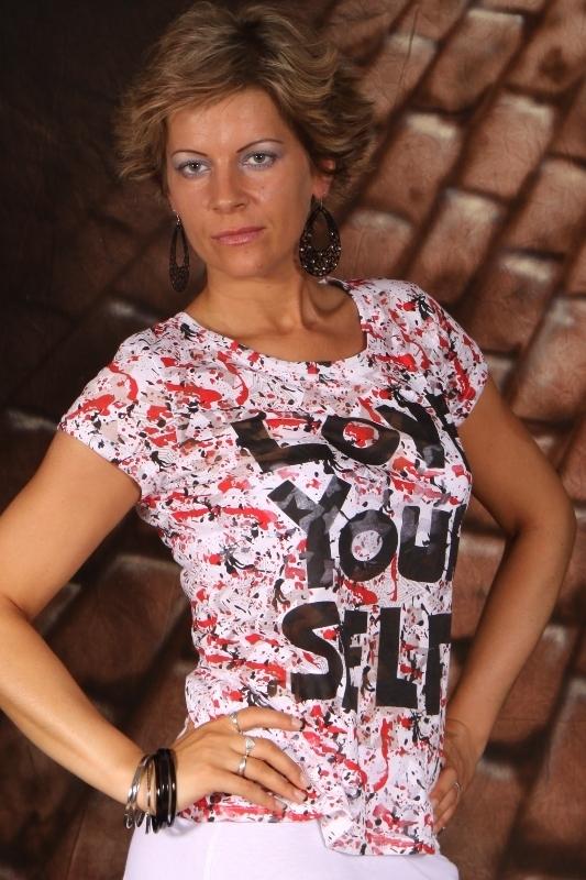 Tričko Street Fashion