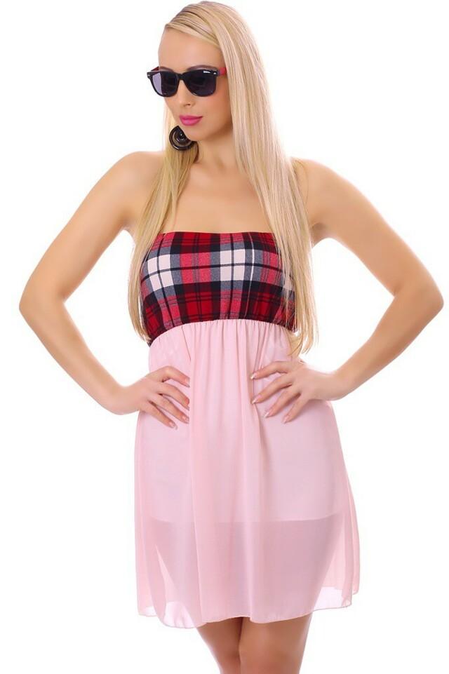 Letní mini šaty - S/M