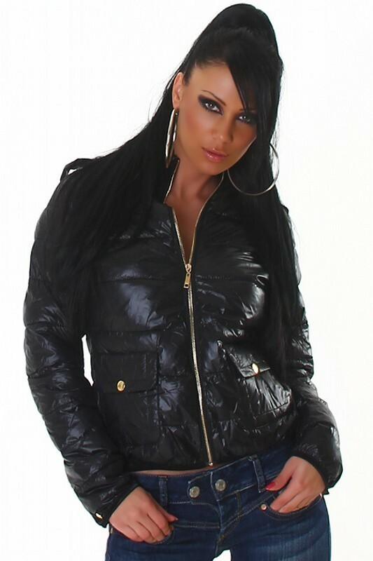 Dámská zimní bunda - L