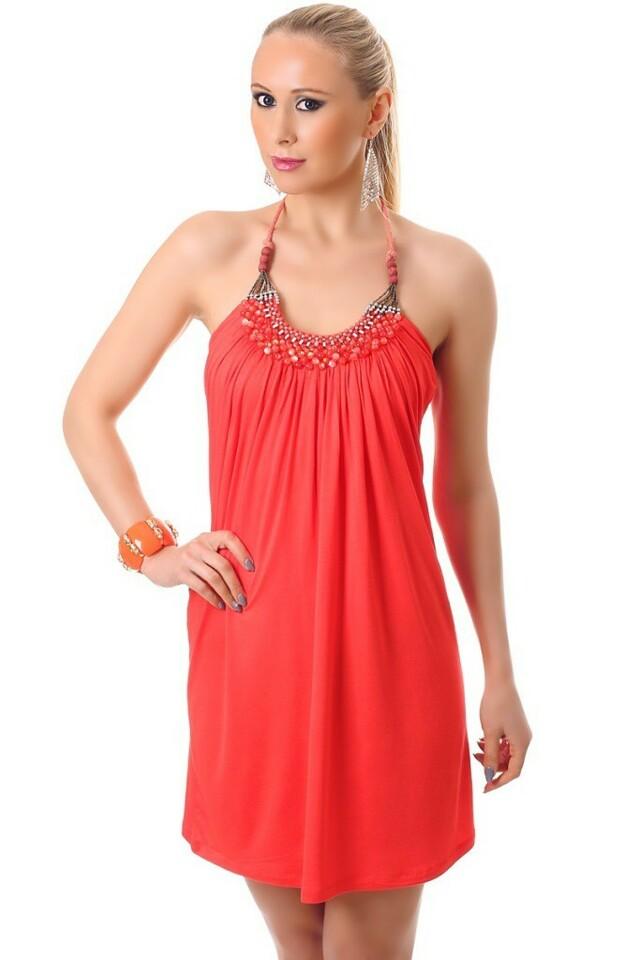 Letní plážové šaty - S/M