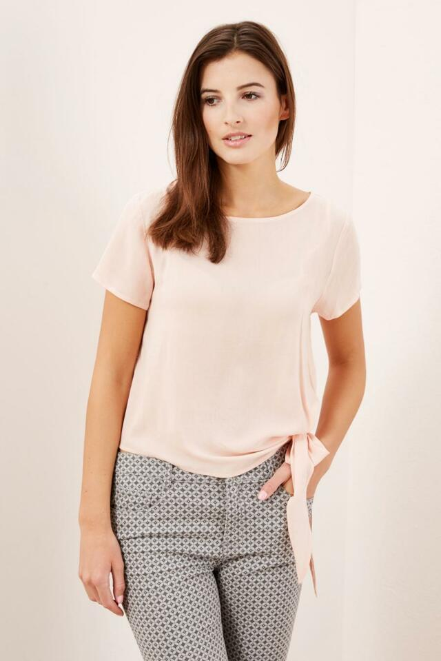 Moodo Košile dámská krátký rukáv - M