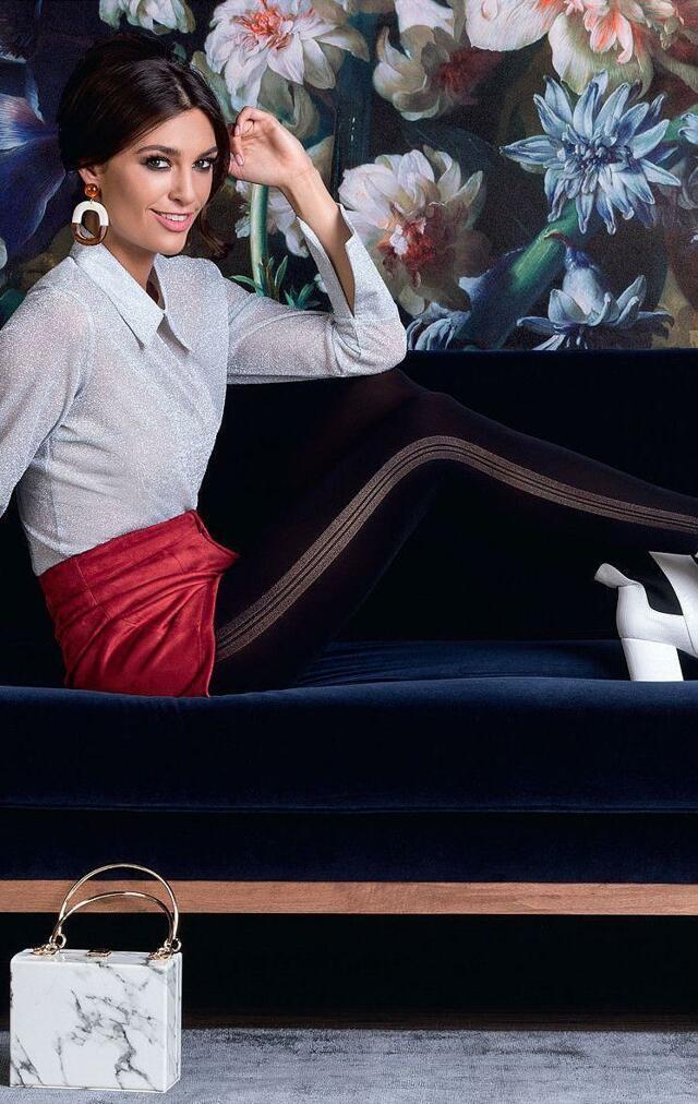 Spodní prádlo Punčochy ADELE CODE 438 dámské - S