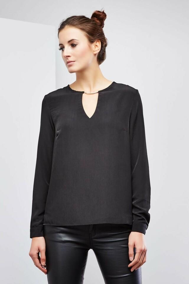 Moodo Košile dámská dlouhý rukáv - M