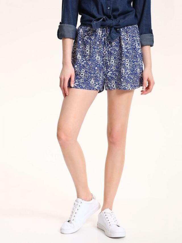 Top Secret šortky dámské květované