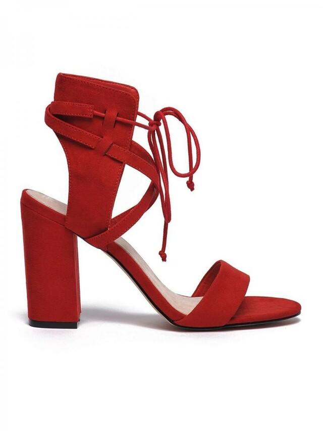 Top Secret Sandály dámské na podpatku - 37