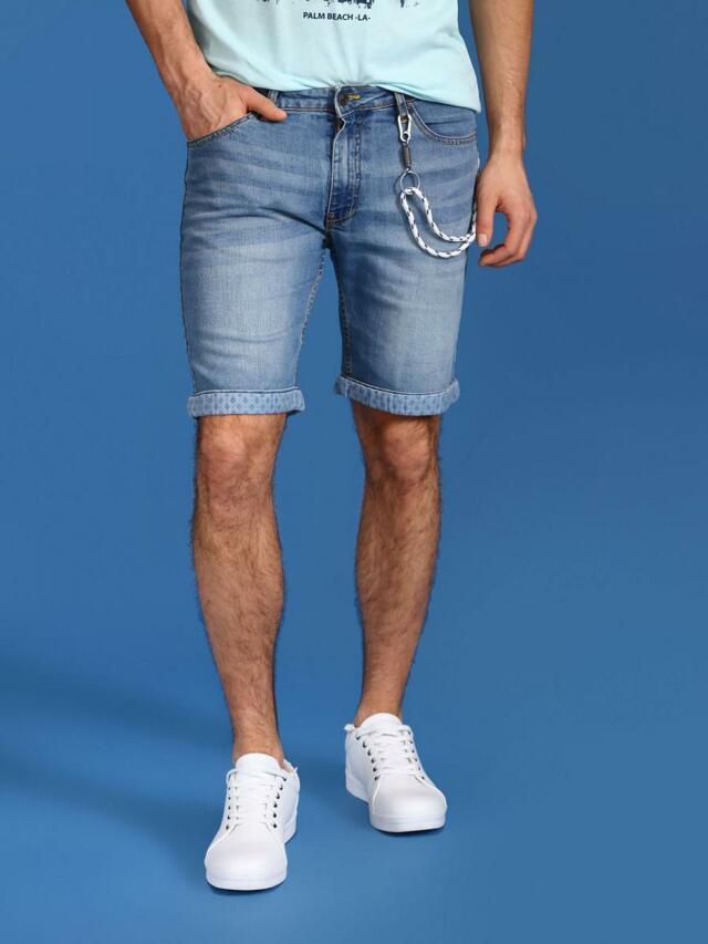 Top Secret Kraťasy pánské jeans - 31