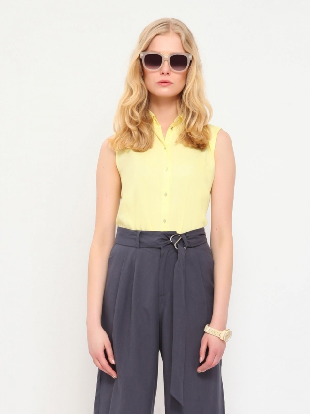 Top Secret Košile dámská bez rukávů - 36