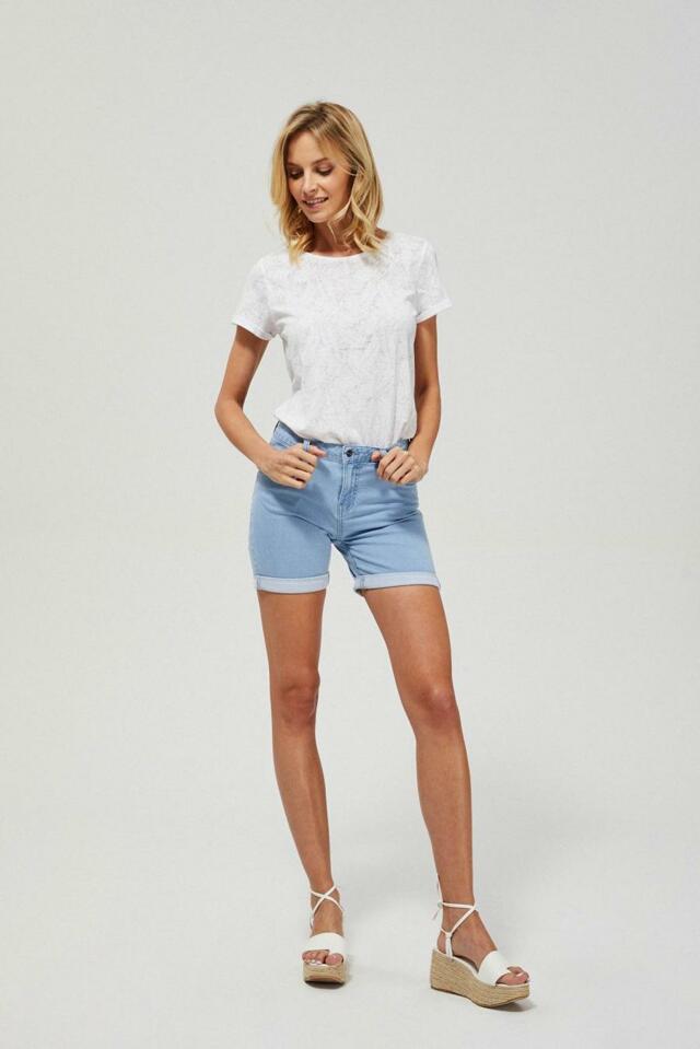Moodo Kraťasy dámské FRED II jeans - XS