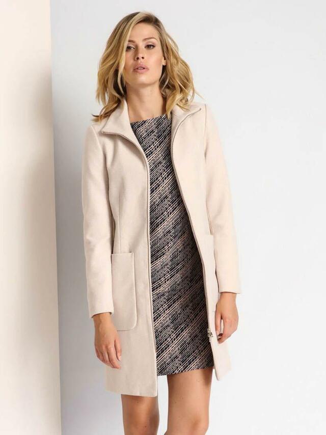 Top Secret Kabát dámský - 36
