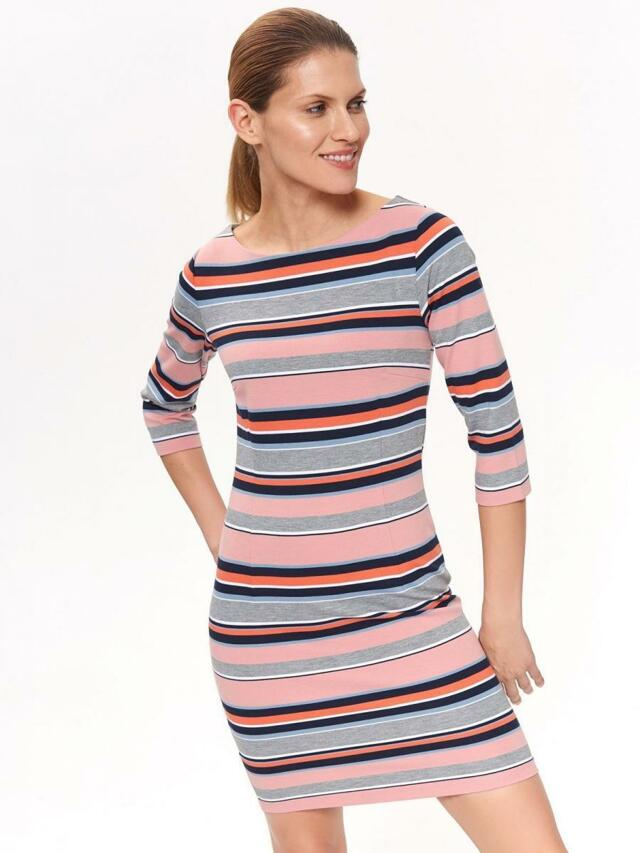 Top Secret Šaty dámské pruhované - 36