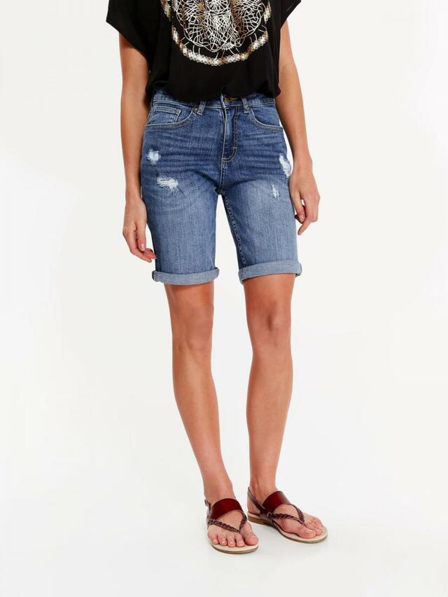 Top Secret Kraťasy dámské jeans
