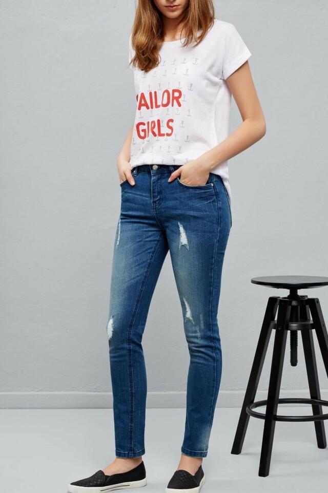 Moodo Jeans dámské - S