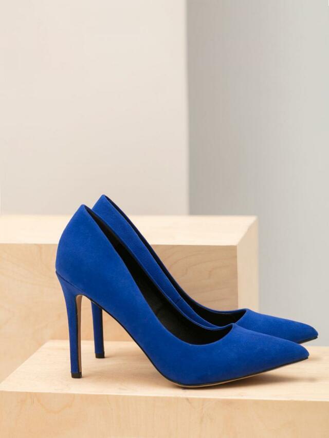 Top Secret Lodičky dámské modré - 36