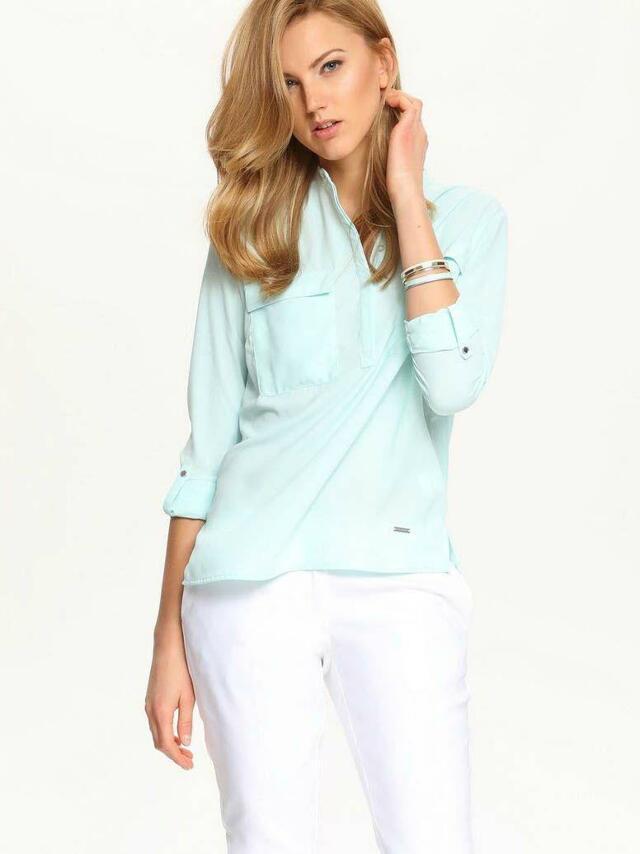 Top Secret Košile dámská dlouhý rukáv - 40