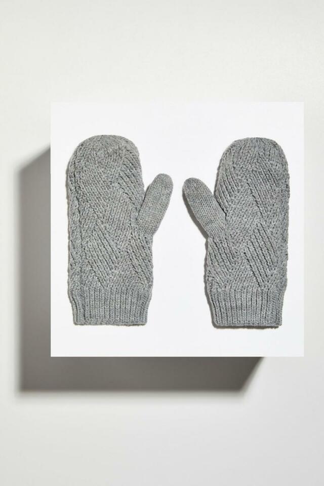 Moodo Rukavice dámské pletené