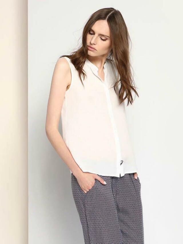 Top Secret Košile dámská bez rukávu - 40