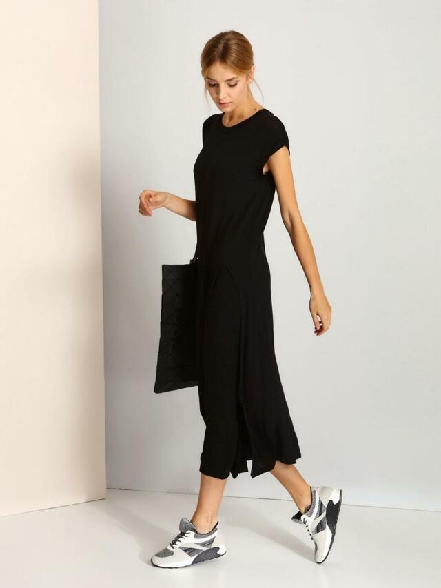 Top Secret Triko dámské dlouhé krátký rukáv