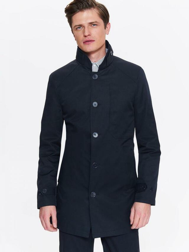 Top Secret Kabát pánský na knoflíky se stojáčkem