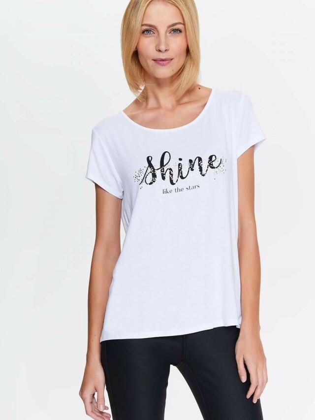 Top Secret Triko dámské SHINE krátký rukáv